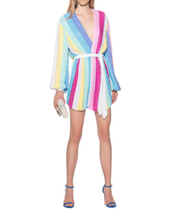 retrofête Gabrielle Stripes Multicolor