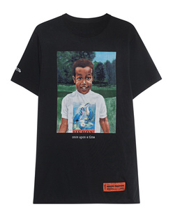 HERON PRESTON Baby Heron Shirt Black