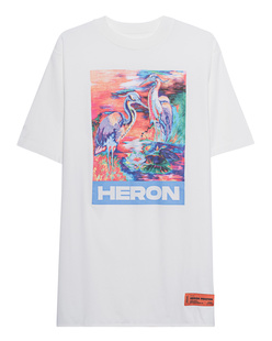 HERON PRESTON Oversize Colors Off White