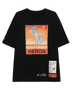 HERON PRESTON Logo Heron New Black