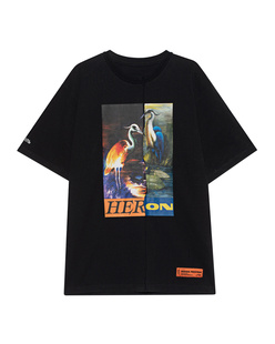 HERON PRESTON Split Herons Black