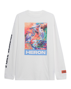 HERON PRESTON Colors Long Off White