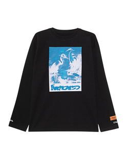 HERON PRESTON OS Captcha Herons Black