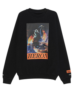 HERON PRESTON Crane Onyx Black