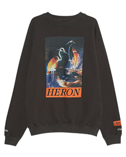 HERON PRESTON Crane Onyx Dark Brown
