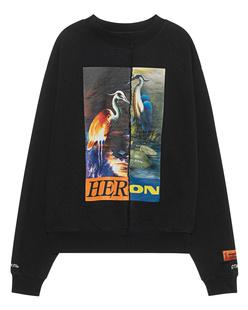 HERON PRESTON Split Heron Black