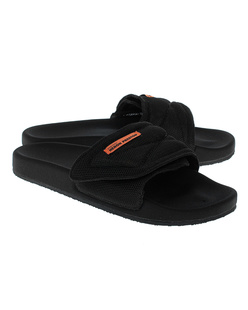 HERON PRESTON Slides Black