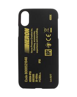 HERON PRESTON iPhone X Black