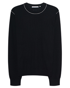 HELMUT LANG Crew Neck Black