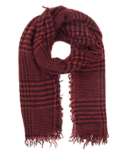 FALIERO SARTI Principe Checked Black Red