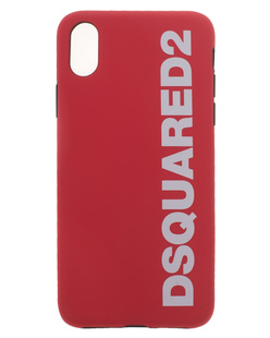 DSQUARED2 iPhone XS Case Red