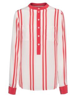 JADICTED Jule Red Stripe White