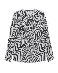 JADICTED Blouse Zebra