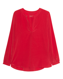 JADICTED Jane Blouse Red