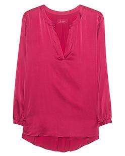 JADICTED Silk Longsleeve Persian Red