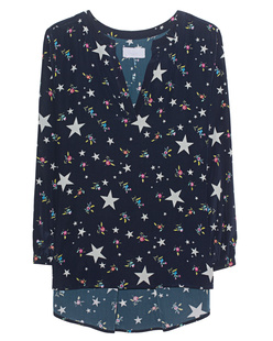 JADICTED Flowers & Stars Navy