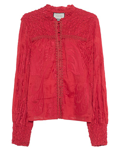 ALEXIS Jackie Embroidery Red