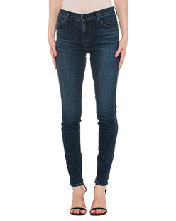 J BRAND High Rise Skinny Blue