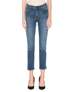 J BRAND Ruby High Crop Cigarette Blue