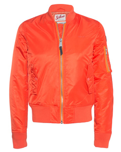 Schott NYC Bomber Classic Orange