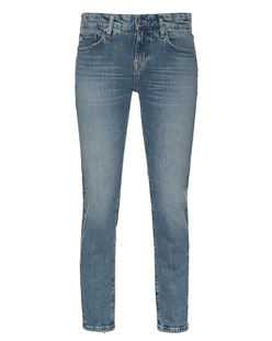 AG Jeans Slim Boyfriend Light Blue