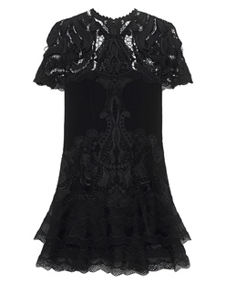 JONATHAN SIMKHAI Mini Lace Black