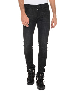 7 FOR ALL MANKIND Ronnie Luxe Black