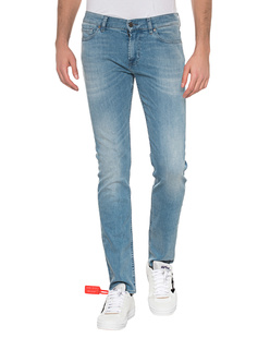 7 FOR ALL MANKIND Ronnie Luxe Per Blue
