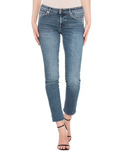 7 FOR ALL MANKIND Pyper Studs Blue