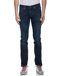 7 FOR ALL MANKIND Slimmy Stretch Blue