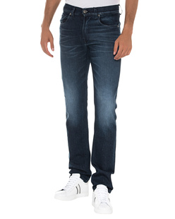 7 FOR ALL MANKIND Slimmy Cashmere Blue