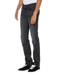 7 FOR ALL MANKIND Slimmy Cashmere Anthracite