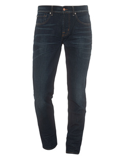 7 FOR ALL MANKIND Slimmy Tapered Undisclosed Dark Blue