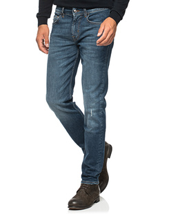 7 FOR ALL MANKIND Slimmy Tapered Dark Blue
