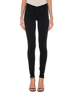 7 FOR ALL MANKIND The Skinny Slim Illusion Black