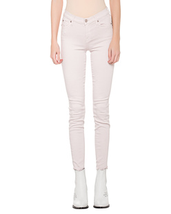7 FOR ALL MANKIND The Skinny Crop Pink