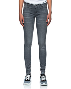 7 FOR ALL MANKIND The Skinny Bar Light Grey