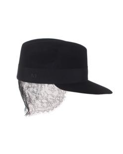 Maison Michel X Karl Lagerfeld Karlie Black