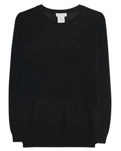 OATS Cashmere Round Neck Black