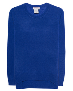 OATS Cashmere Round Neck Blue