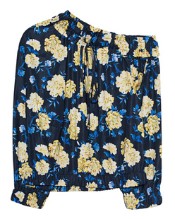 Kendall + Kylie Off-Shoulder Flower Multicolor