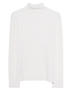 VICTORIA, VICTORIA BECKHAM Turtleneck Off White