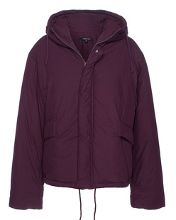 YEEZY Short Puffer Bordeaux
