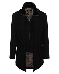 GMS-75 Short Fur Trim Black
