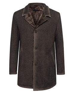 GMS-75 Short Fake Fur Brown