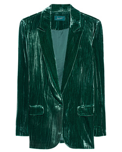 JADICTED Blazer Velvet Emerald