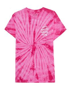 ANTI SOCIAL SOCIAL CLUB Laguna Batik Print Pink