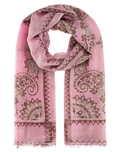 ALBEROTANZA Light Pashmina Rose