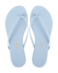 TKEES Lily Solids Light Blue