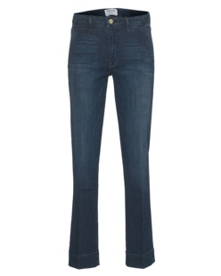 FRAME DENIM Le Slim Straight Trouser Denrock